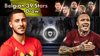 PES 2018|GET BLACK BALL I N BELGIAN 39 STARS BOX|GET EVERY TIME BLACK BALL |BY PES INFO TRICKS