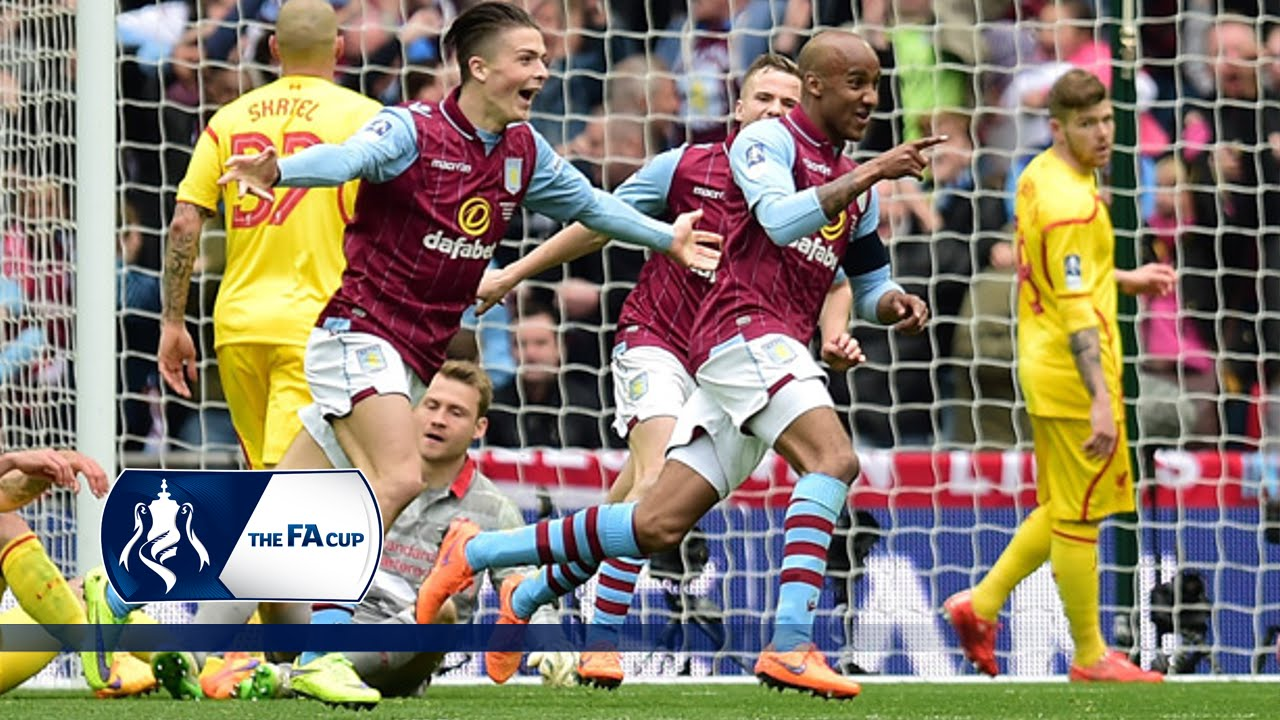 Aston Villa Liverpool Highlights