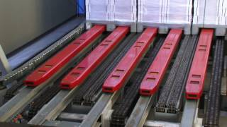 Automatische LKW-Beladung bei Wenner