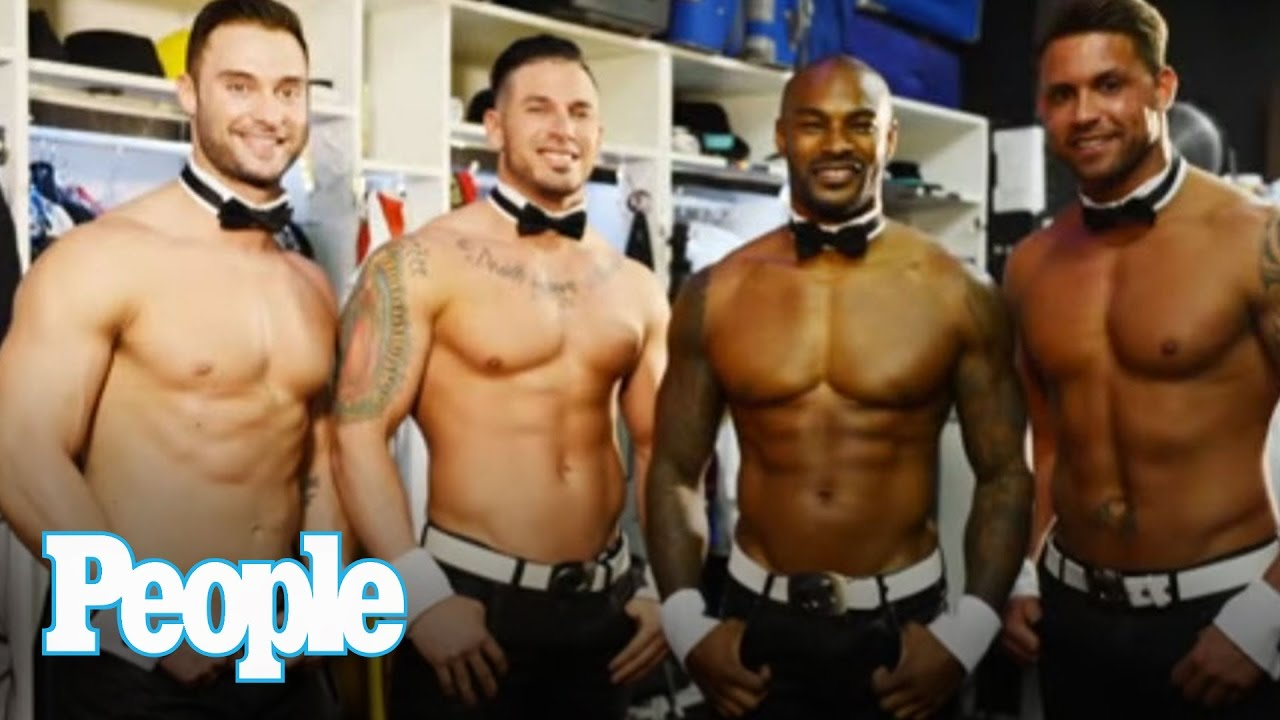 Dating a chippendale dancer