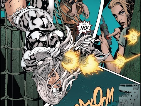 Silver Sable Punches Neo Nazis In A SJW Marvel Fantasy land