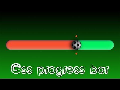 css progress bar | Nikkies Tutorials