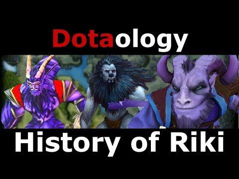 Dotaology: History of Riki