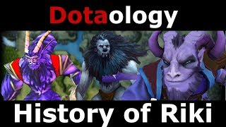 Dotaology: History of Riki