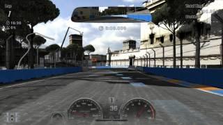 Ferrari 458 Italia - Rome Street Circuit [GT6]