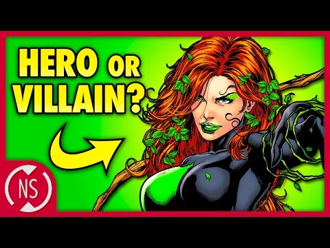 How POISON IVY is Secretly GOTHAM