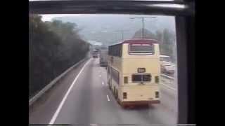 九巴Benz (ME) 行走68號線 佐敦廣東道>元朗 全程