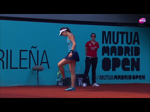 2017 Mutua Madrid Open Second Round | Sorana Cîrstea vs CiCi Bellis | WTA Highlights