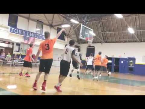 Mike Tiscia Terryville High School Basketball Highlights