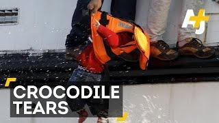 Greek PM Ashamed At Crocodile Tears For Dead Children