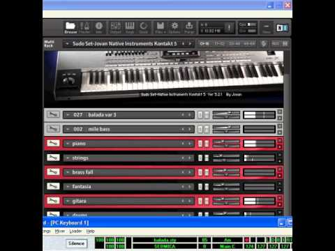 FREE DOWNLOAD SUDO SET ZA KONTAKT 5 I ONE MAN BAND