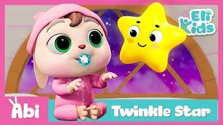 Twinkle Twinkle Little Star | Eli Kids Song & Nursery Rhymes Compilations