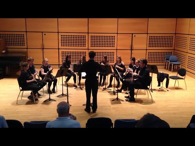 Blowsoc Clarinet Ensemble: Irish Suite