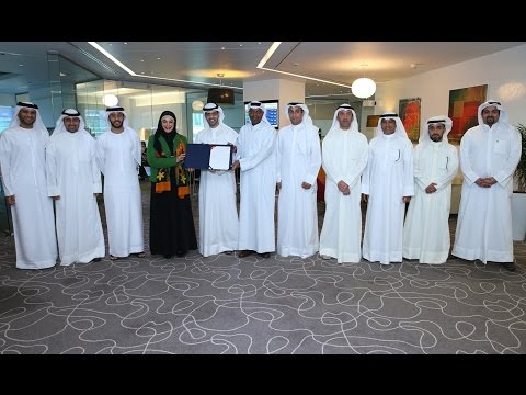 Kuwait Business Council Dubai Meeting