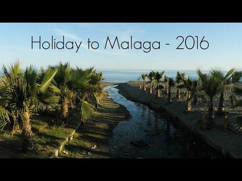 Malaga 2016 - HOLIDAY IMPRESSION (VLOG) | Simply Living ♥
