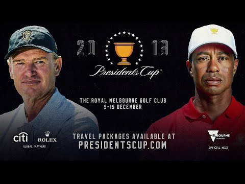The 2019 Presidents Cup