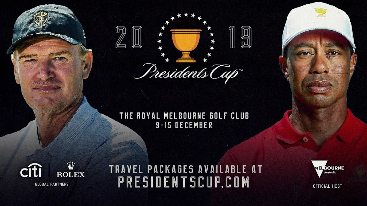 The 2019 Presidents Cup - YouTube