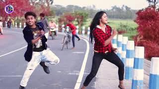 Tere Liye song dance by raj an boni