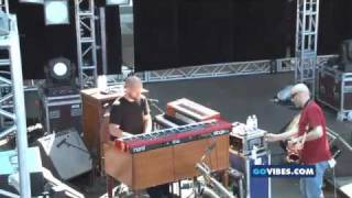 """Galactic performs """"Blackbird Special"""" at Gathering of the Vibes Music Festival 2010"""