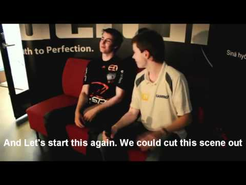 Deleted Scenes: Team ESPC Fake interview