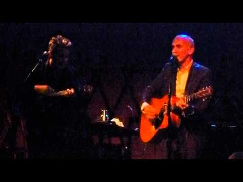 Paul Kelly-The Foggy Fields Of France-Rockwood Music Hall, NYC- 3-7-2012.MTS
