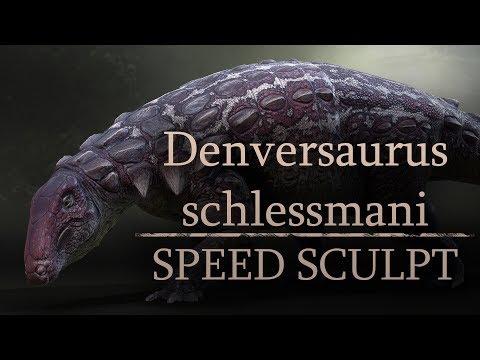 Saurian - Denversaurus Speed Sculpt