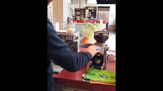 Démo Machine Caffespresso Pro Solis  et son moulin à café Caffissima IQ