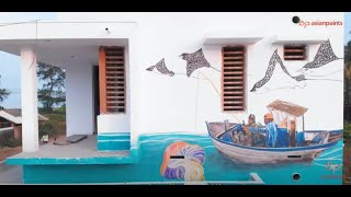 Asian Paints & St+art India Present Donate A Wall - Kerala | Kasargod Promo