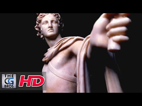 "CGI 3D Animated Short: ""Les Dieux Changeants"" - by Lucio Arese 