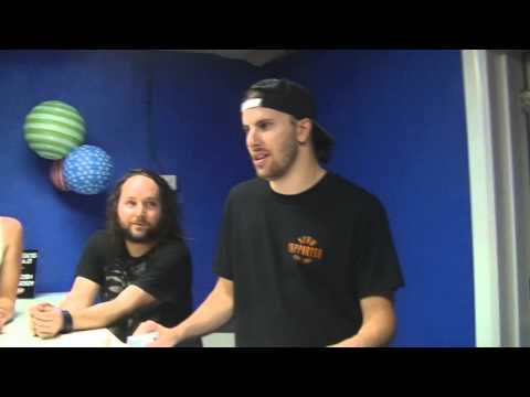 Impending Doom Interview (2013) | New Album - Death Will Reign