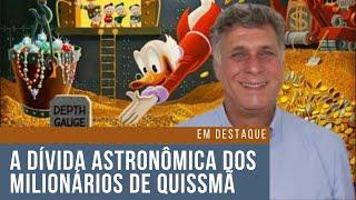 A dívida astronômica dos milionários de Quissamã