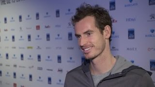 Andy Murray reflects on number 1 ranking
