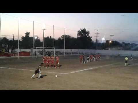 Platense de Añatuya vs Comercio de Herrera gol del Bochy Gomez