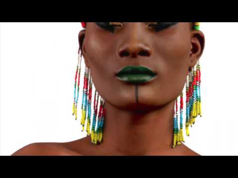Attractione model agency presents Edna, model from Lomé, Togo