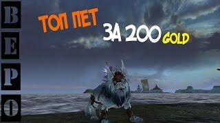 ArcheAge. ТОП МАУНТ ЗА 200 ГОЛДЫ! (Вожак Снежных Львов)