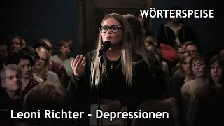 Leoni Richter – Depressionen