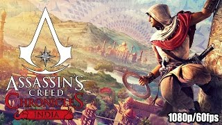 Assassin's Creed Chronicles: India - First 45 Minutes Gameplay (PS4) @ 1080p (60fps) HD ✔