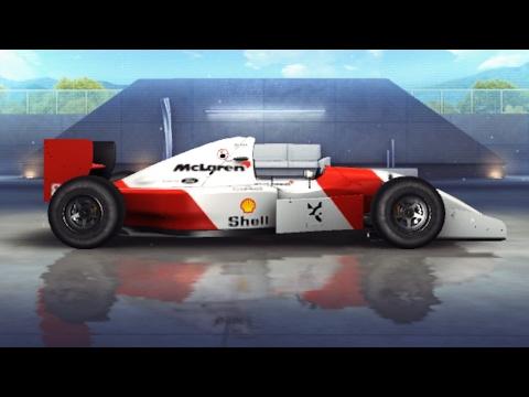 Asphalt 8: McLaren MP4/8 Championship + New MP Season