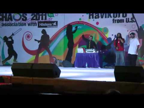 IIM-A-Chaos 2011 B Boy & Beat Box by Havikoro from US