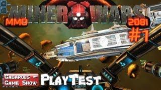 Miner Wars 2081 #1 Der Weltraum Action Shooter mit Story im PlayTest deutsch HD