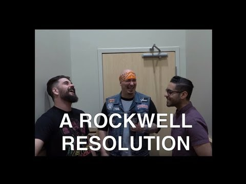 A Rockwell Resolution Interview and Live Performance