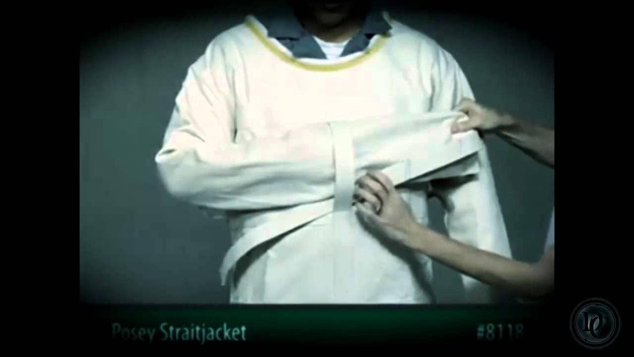 Instrucción Posey Strait Jacket - Daniel Cuartas - YouTube