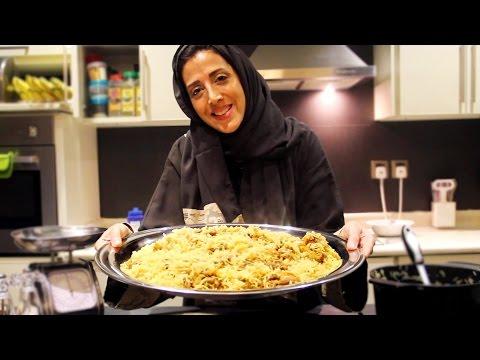 Arabic Lamb & Rice Food to Wow Your 5 Guests   وصفة خطيره لرز المغازليه بللحم تكفي لي ٥ اشخاص