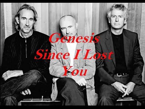 Genesis - Since i lost you tradução
