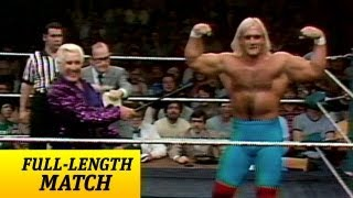 Hulk Hogan's WWE Debut