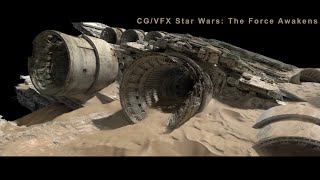 Making of Star Wars: Force Awakens - Breakdown