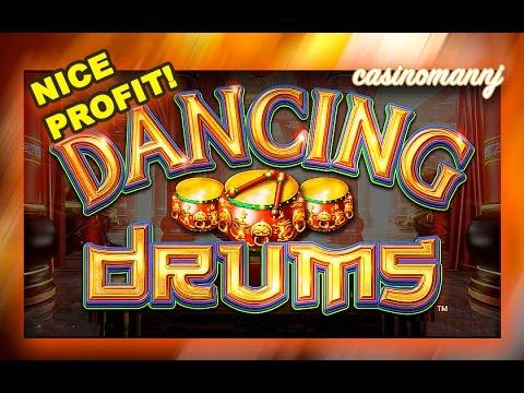 DANCING DRUMS SLOT - NICE PROFIT! - LIVE PLAY! Slot Machine Bonus from YouTube · Duration:  13 minutes 8 seconds  · 13000+ views · uploaded on 02/05/2017 · uploaded by Casinomannj - Creative Slot Machine Bonus Videos