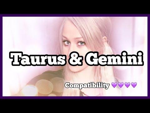 Taurus & Gemini // Compatibility