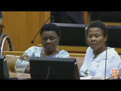 Minister Of Women Don't Respect Parliament