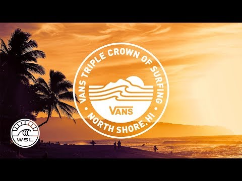 2017 Vans Triple Crown of Surfing